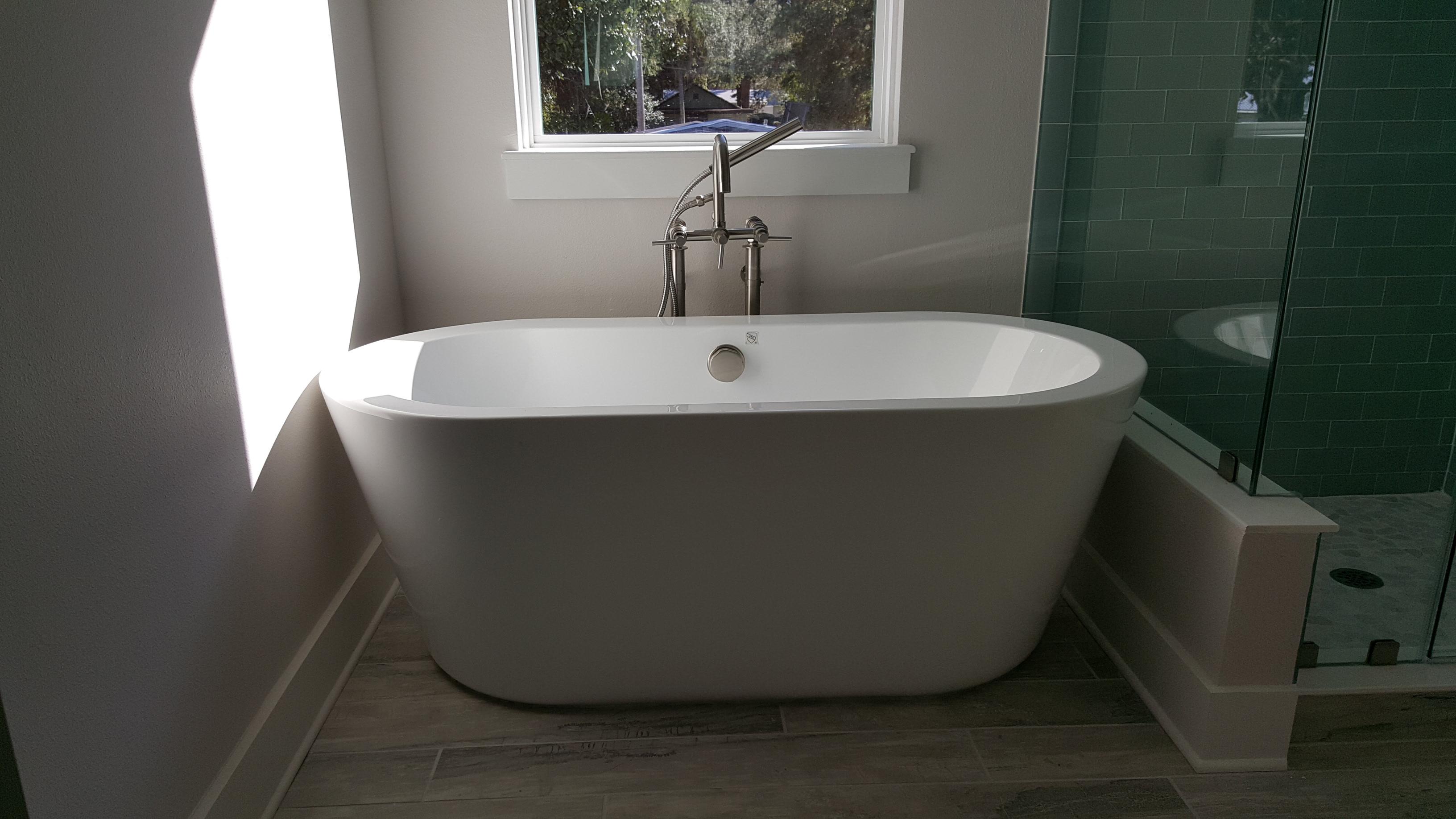 aarhus oval overstock product shipping bathtub home x today freestanding free garden